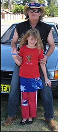 Me and Amy - Australia Day